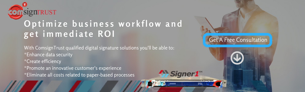 digital signature solutions