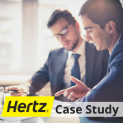 How Hertz shfted to a full digital customer's experience