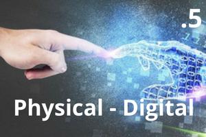 המשכיות בין המציאות הפיזית לדיגיטלית וההפך