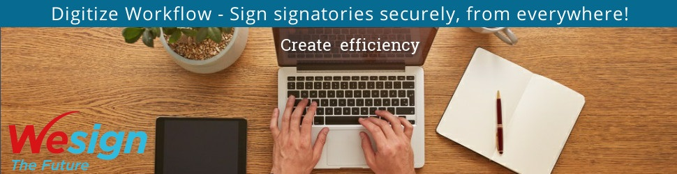 sign documents online using mobile phone or any device