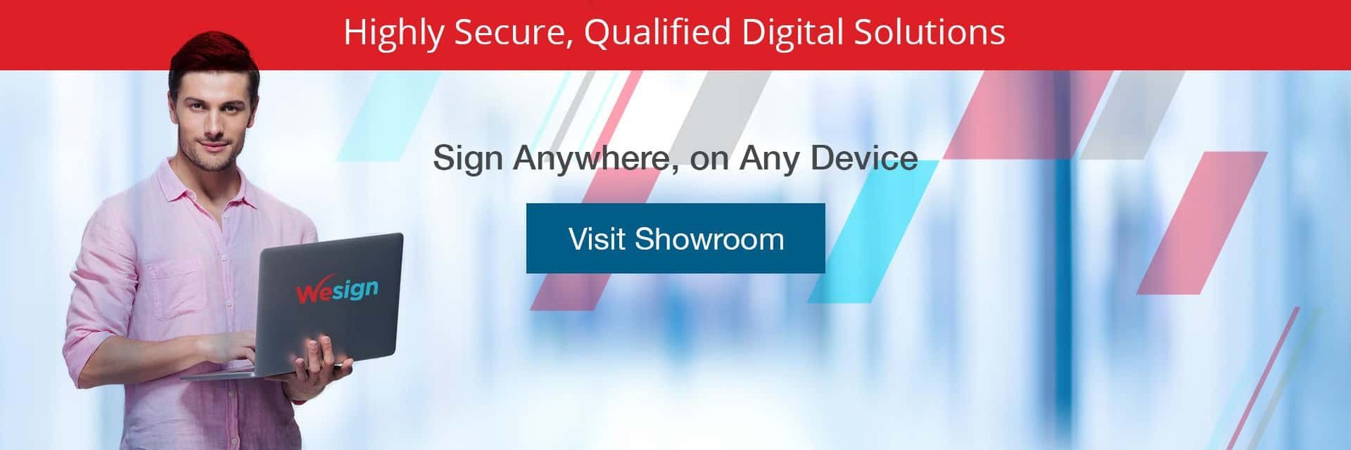 Advanced Digital signature solutions for any corporate need